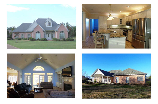 Steele Plantation Greenbriar And Parkdale Subd Starkville MS