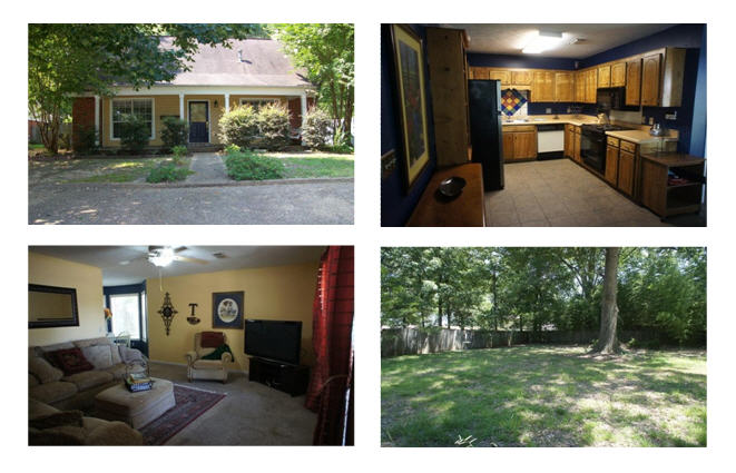 Westwood Subdivision, Starkville, MS ~ 111 Nathan Hale