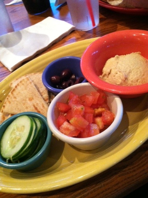 Yummy Hummus, Sweet Pepper's Deli, Starkville MS