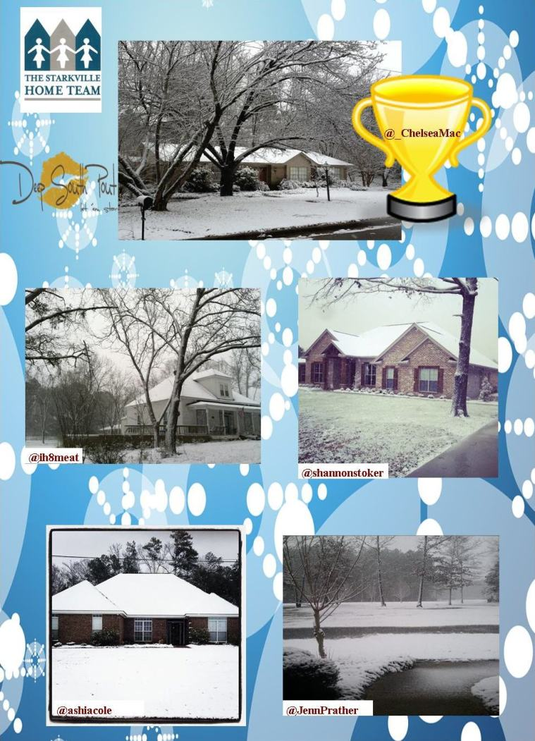 "Starkville Home Team ""Snow Day"" Contest"