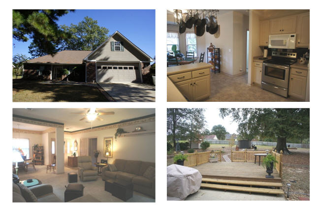 Northgate Subdivision, Starkville, MS ~ 104 Copperfield Ct.