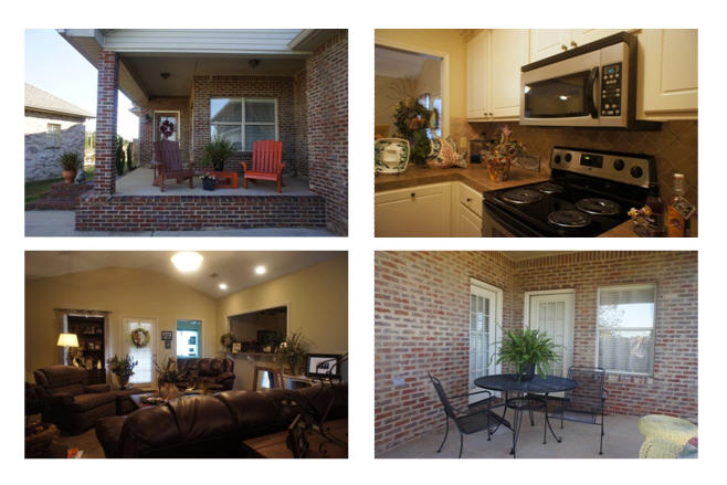 Highlands Subdivision, Starkville, MS ~ 1219 Muirfield Drive