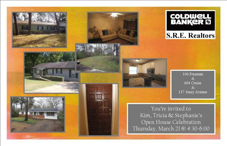 open house march 28