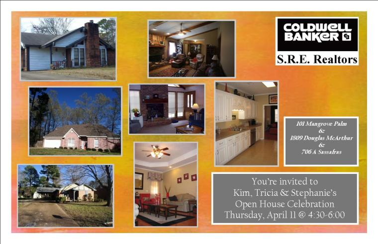 open house april11