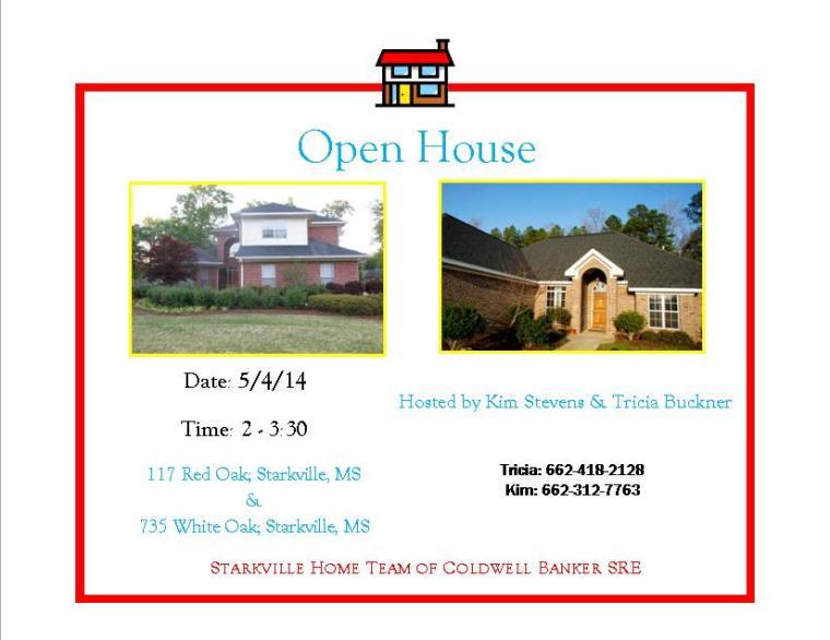 Open House 5.4