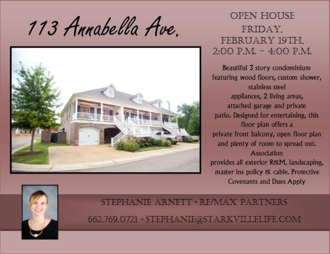 Open House - annabella